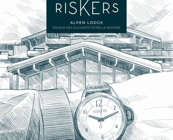 Riskers opens another point of sales in the heart of the mountains